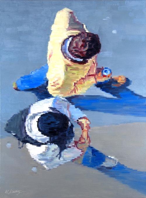 original figurative painting