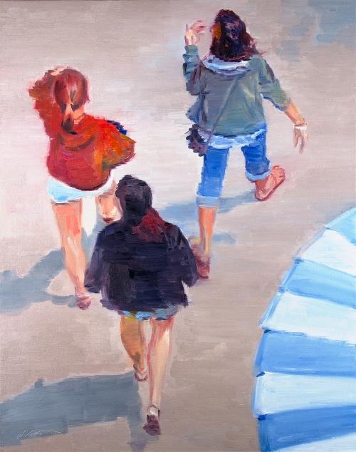 155_girls_walking_on_Santa_Cruz_boardwalk