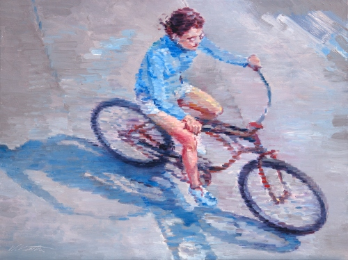 240_woman_on_bicycle_at_california_beach