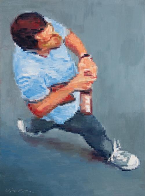 257_aerial_view_of_man_opening_beer_bottle