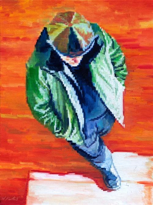 259_Man_Wearing_Cap_in_Gallery